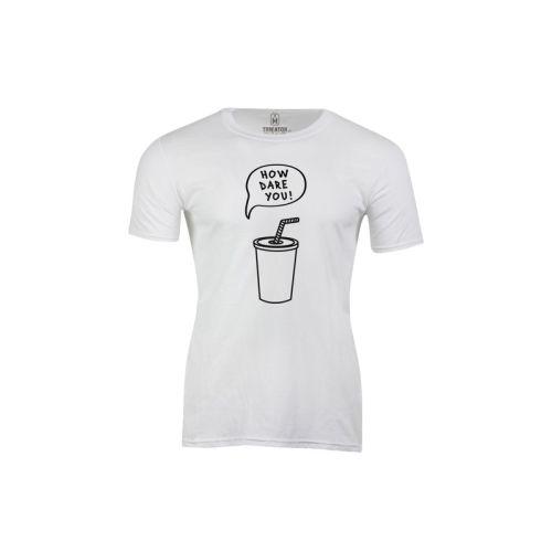 Pánské tričko How dare you