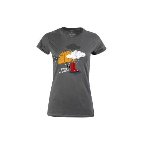Dámské tričko Připraven na podzim