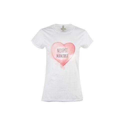 Dámské tričko Nejlepší maminka