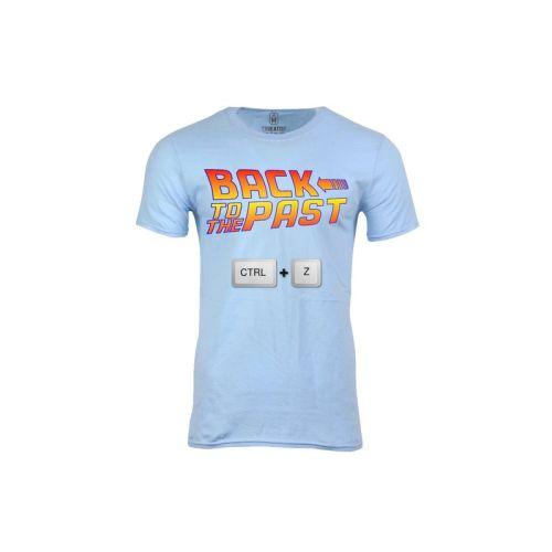 Pánské tričko Zpátky do minulosti