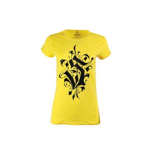 Dámské tričko s písmenem S
