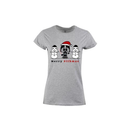 Dámské tričko Merry Sithmas