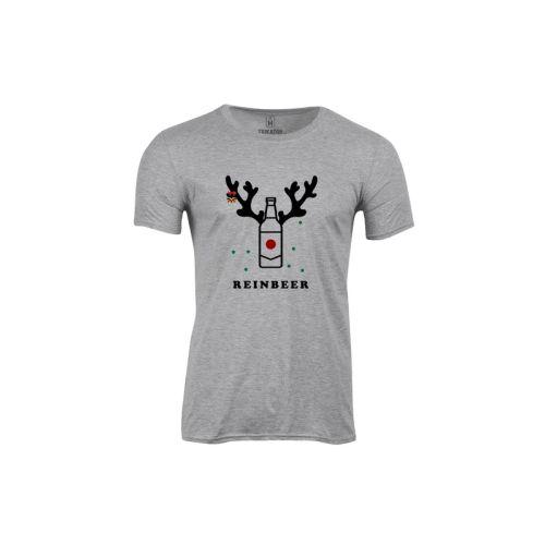 Pánské vtipné tričko Reinbeer