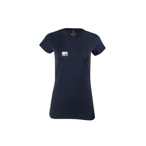 Dámské tričko Klávesa ESC