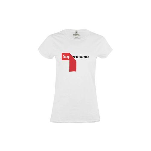 Dámské tričko Super máma