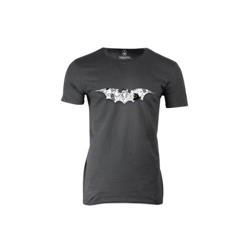 Pánské tričko Netopýr