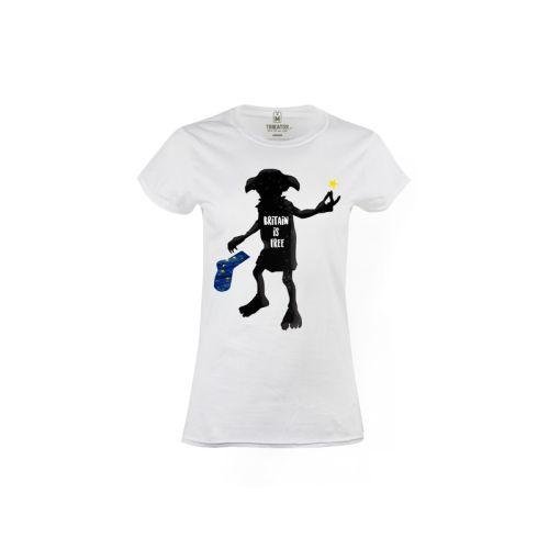Dámské tričko Dobby je volný
