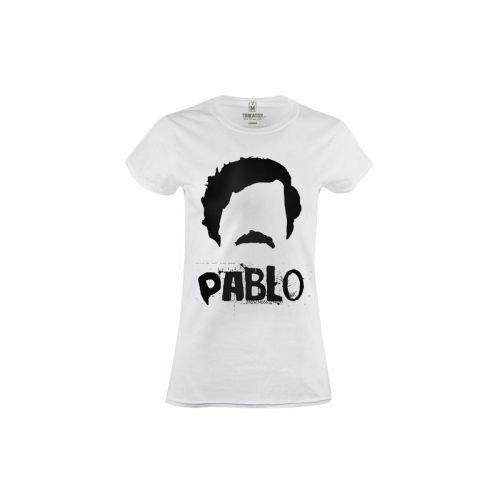 Dámské tričko Mocný Pablo