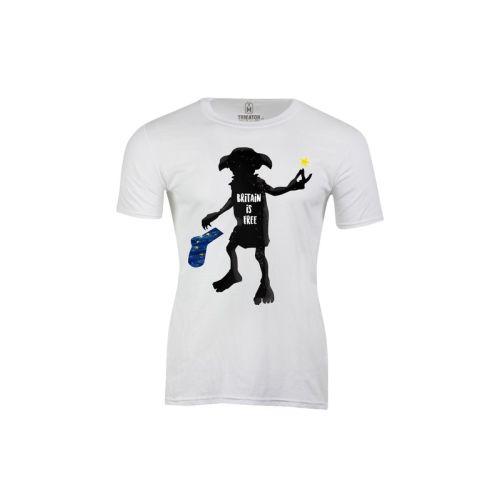 Pánské tričko Dobby je volný