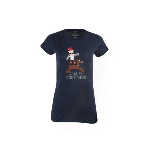 Dámské tričko Merry Craftmas