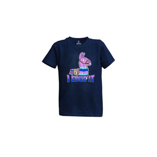 Dětské tričko Lama