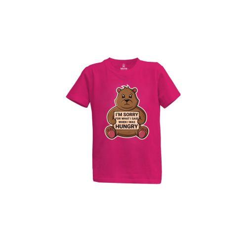 Dětské tričko Promiň