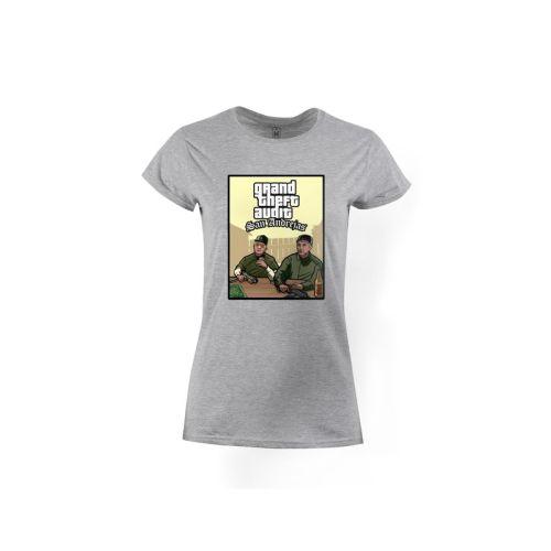 Dámské tričko GTA