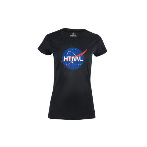 Dámské tričko HTML