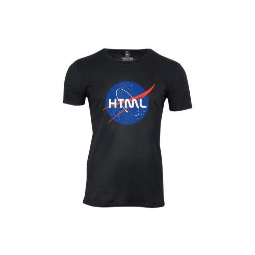 Pánské tričko HTML