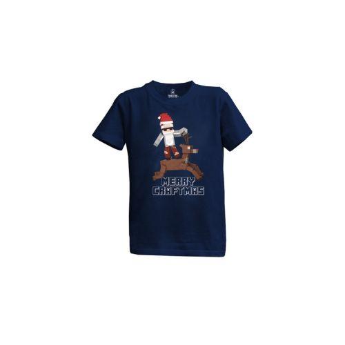 Dětské tričko Merry Craftmas