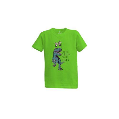 Dětské tričko T-Rex