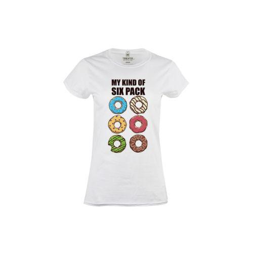 Dámské tričko Six Donut