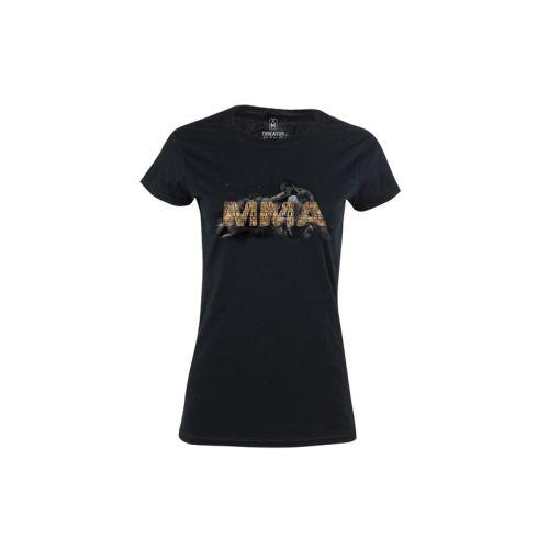 Dámské tričko Zlaté MMA