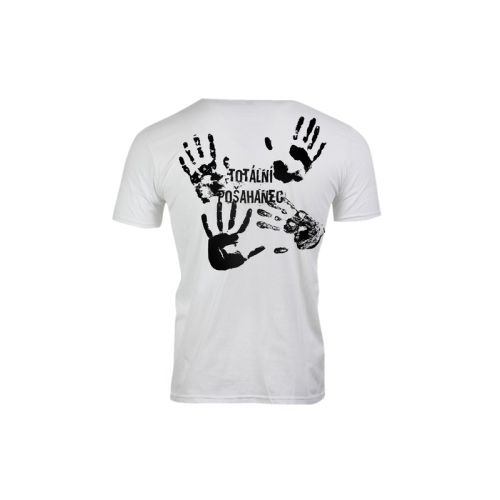 Pánské tričko Totální pošahanec