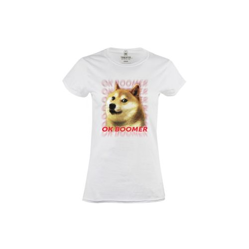 Dámské tričko Boomer