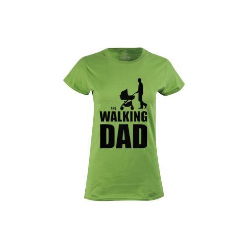 Pánské tričko Walking Dad kiwi