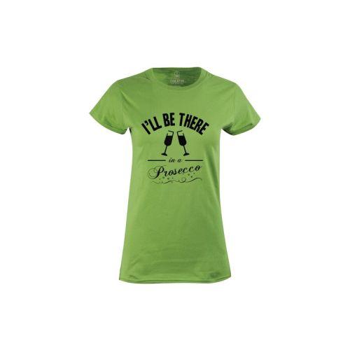 Dámské tričko Prosecco kiwi