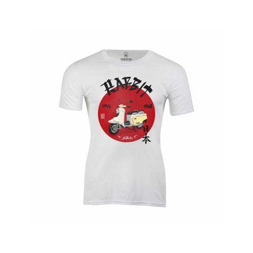 Pánské tričko Skůtr Rabbit