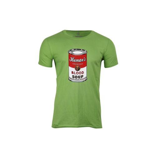 Pánské tričko Blood Soup kiwi