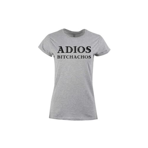 Dámské tričko Adios Bitchachos