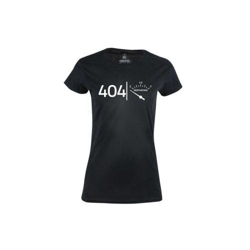 Dámské tričko 404 Motivation
