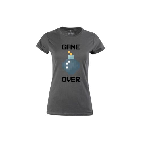 Dámské tričko Game Over