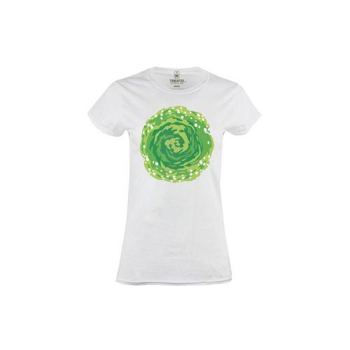 Dámské tričko Portal do jiné dimenze