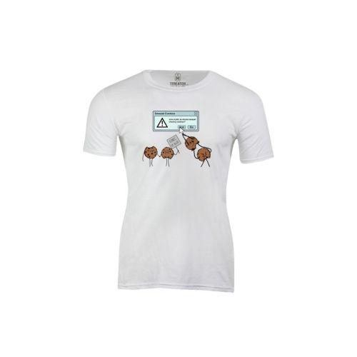 Pánské tričko Smazat cookies