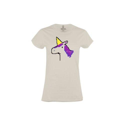 Dámské tričko Pixelcorn