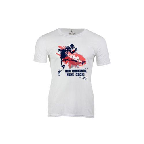 Pánské tričko Kdo neskáče