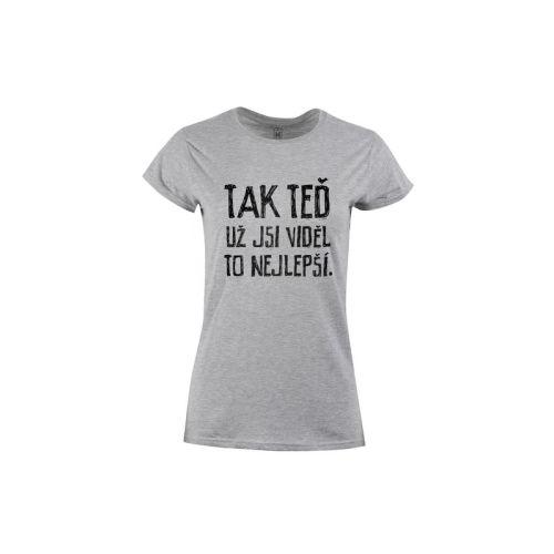 Dámské tričko To nejlepší