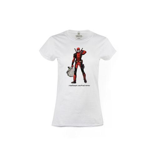 Dámské tričko Pravý hrdina