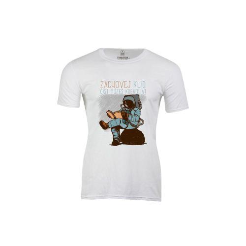 Pánské tričko Čti kdekoliv