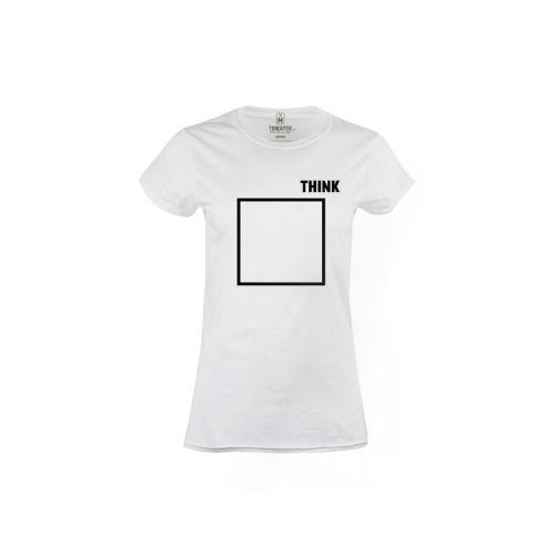 Dámské tričko Think