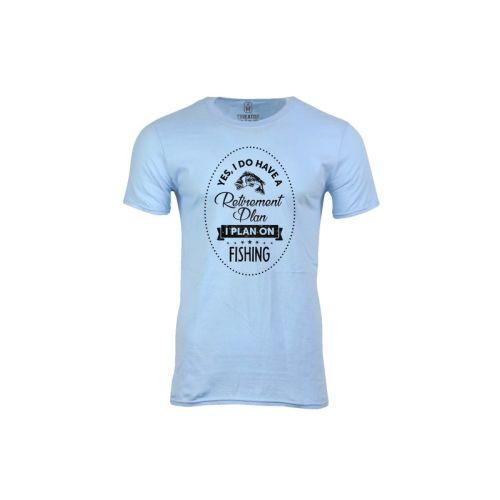 Pánské tričko Rybolov