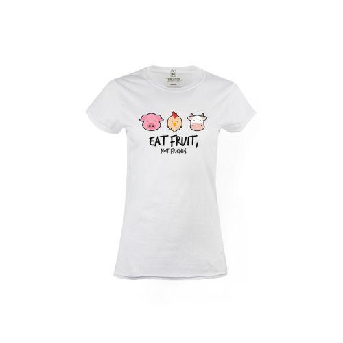 Dámské tričko Jez ovoce