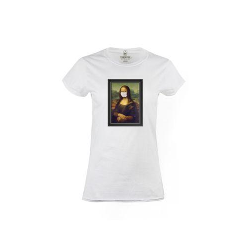 Dámské tričko Mona Lisa