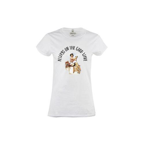 Dámské tričko Good vibes