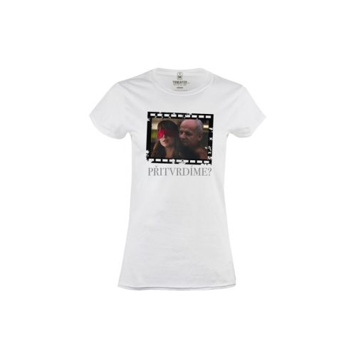 Dámské tričko Přitvrdíme