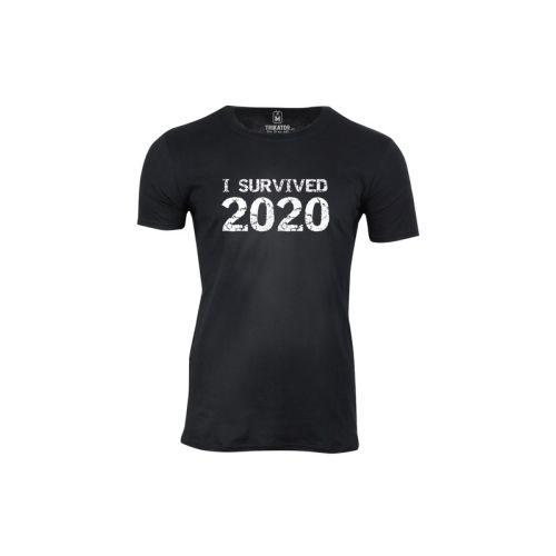 Pánské tričko Přežil jsem rok 2020