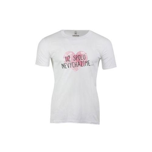 Pánské tričko Už spolu nevycházíme