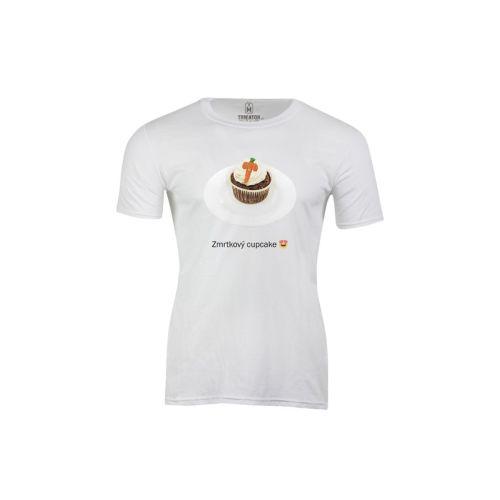Pánské tričko Zmrtkový cupcake