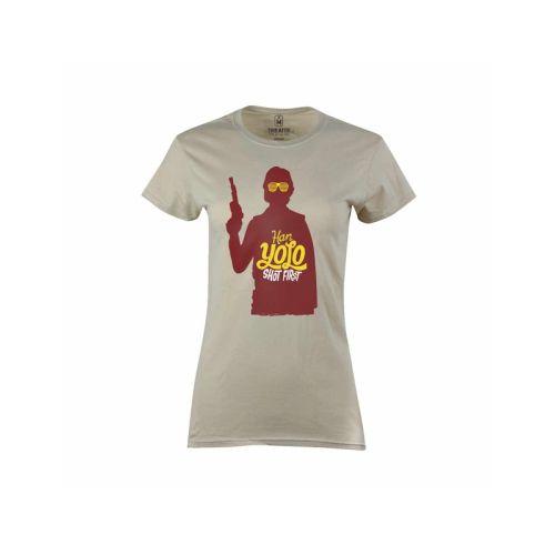 Dámské tričko Han Yolo
