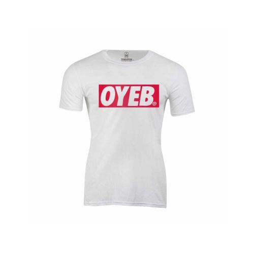 Pánské tričko OYEB je nové FUCK